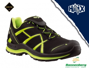 "Produktbild ""HAIX Black Eagle Adventure 2.0 low/black-citrus/gtx"""